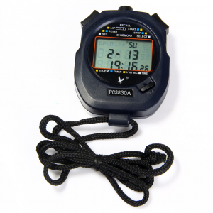 Chronometras Lap Stopwatch